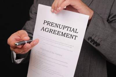 Prenuptial Agreement Checklist